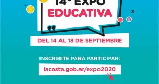 De modo virtual, se realizará la 14ª Expo Educativa de La Costa
