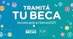 Una semana mas de inscripción al programa municipal de Becas 2021 para estudiantes de nivel superior