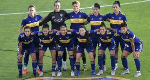 Boca le ganó 7 a 0 a River y es el primer campeón de la era profesional de fútbol femenino