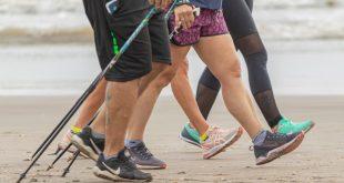 Puntos de salida de las caminatas saludables
