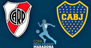 Copa Maradona | Qué resultados necesitan Boca y River para llegar a la final