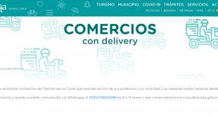 Continúa disponible el servicio de delivery en todas las localidades