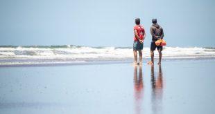 Las bajadas con cobertura de guardavidas en La Costa