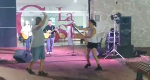 San Clemente disfrutó de puro folclore en el Centro Cultural