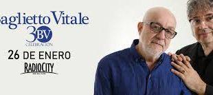 Baglietto y Vitale celebran sus 30 años con la música en Mar del Plata