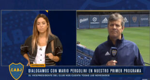 Boca lanzó su canal de comunicación institucional