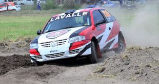 """Comenzó el """"Rally Pagos de Santos Vega"""" en Gral. Lavalle"""