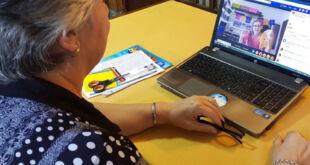 Arrancaron los talleres virtuales para adultos y adultas mayores en La Costa