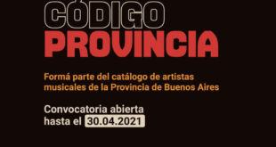 Abierta la convocatoria para ser parte del nuevo catálogo de música bonaerense