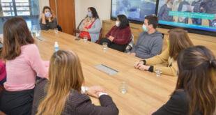 Firma de convenio para continuar impulsando políticas de género en La Costa