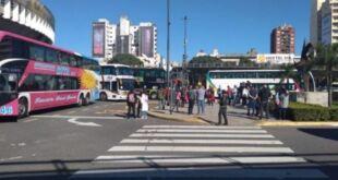 El servicio de transporte turístico golpeado por la pandemia