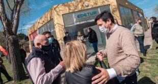 Se inauguró la oficina del EDETUR en Mar del Tuyú