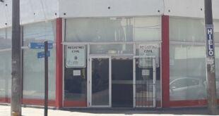 Guardia especial por las elecciones en el Registro Civil de La Costa