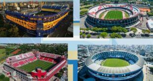 El Gobierno y la AFA acordaron respetar «con firmeza» el aforo del 50% en los estadios